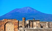 Italy volcano holiday