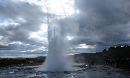 Geology tours featuring geysers