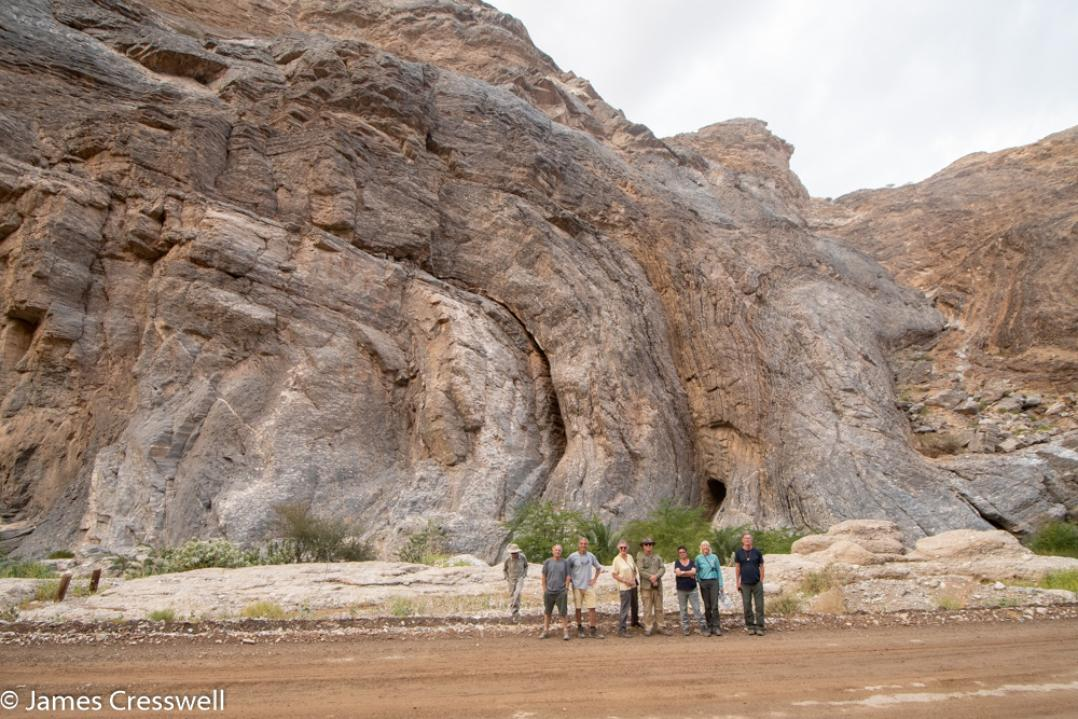 GeoWorld Travel group in Oman 2020