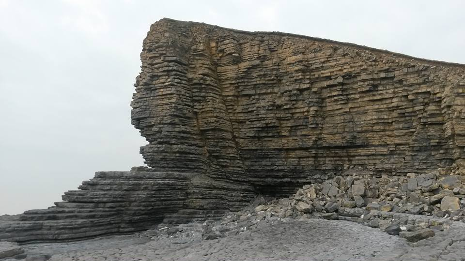 Nash Point, GeoWorld Travel geology field trip