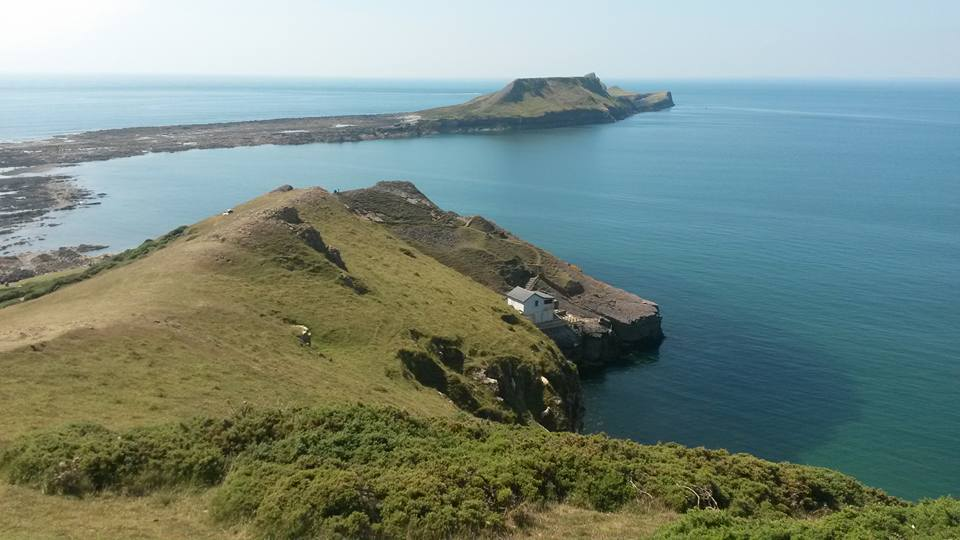 Worm's Head, Gower, GeoWorld Travel geology field trip